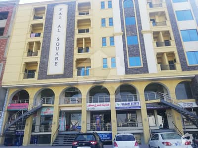 Faisal Town F18 Faisal Square Islamabad One Bed Flat For Sale