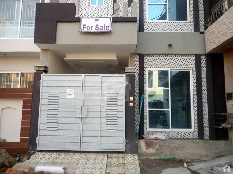 پنجاب کوآپریٹو ہاؤسنگ سوسائٹی لاہور میں 4 کمروں کا 5 مرلہ مکان 1.45 کروڑ میں برائے فروخت۔
