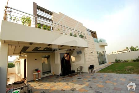 Dha Lahore Phase 3 X Block One Kanal Brand New Basement House For Sale