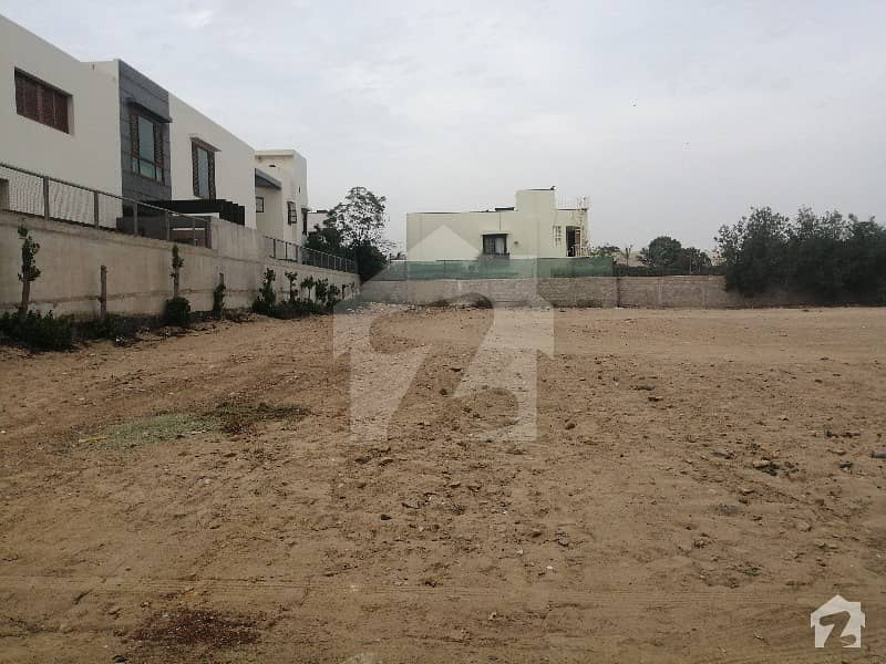 500 Yards Residential Plot Is Up For Sale On Streets Of Muhafiz