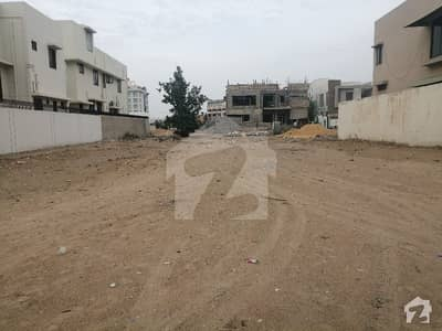 600 Sq Yards Residential Plot Is Up For Sale On 36 Street Darakshan Society DHA Phase 6
