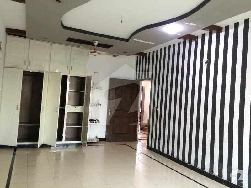 1 Kanal Upper Portion For Rent In State Life Society