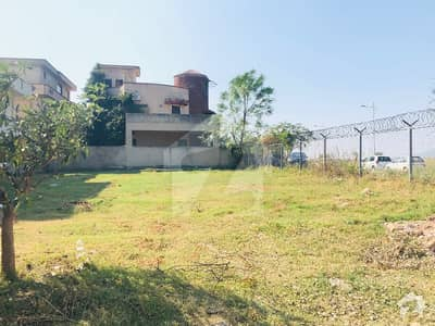 E-11 Multi 550 Sq Yards End Corner Plot Is Available For Sale