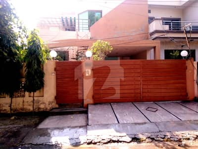 12 Marla Corner House With Basement For Sale In A3 Block Of Johar Town Phase 1 Lahore