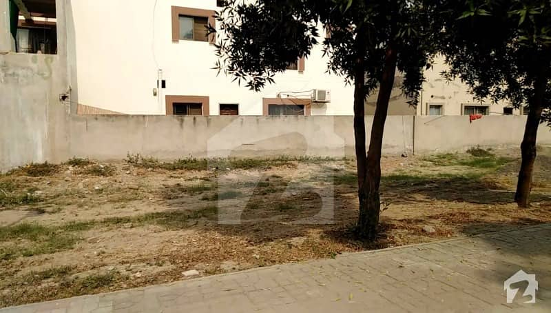 Imc Estate Offer 10 Marla  Plot For Sale In Jasmine Block  Bahria Town Lahore