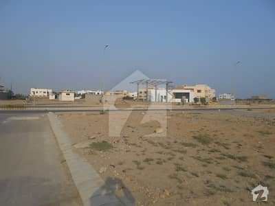 West Open 600 Yards Open Plot Dha Phase 6 Prime Location
