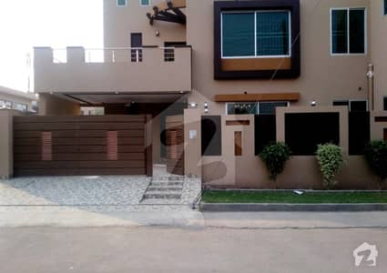 10 Marla Corner House For Sale In A Block Of Architects Engineers Society Lahore