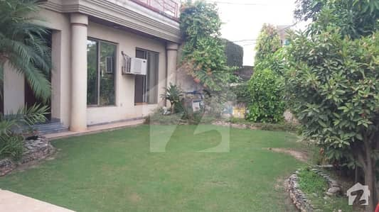 1 Kanal Owner Build House For Sale In Punjab Housing Society Phase 1