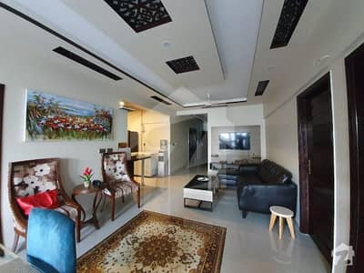 1st Floor 3 Bed D/D Outclass Apartment For Sale In Muslimabad Near Jamshed Road