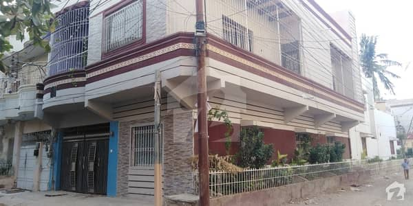 West Open  Corner G+1st Floor House Is Available For Sale