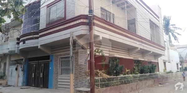 رحمان ولاز گلستانِ جوہر کراچی میں 4 کمروں کا 5 مرلہ مکان 1.7 کروڑ میں برائے فروخت۔