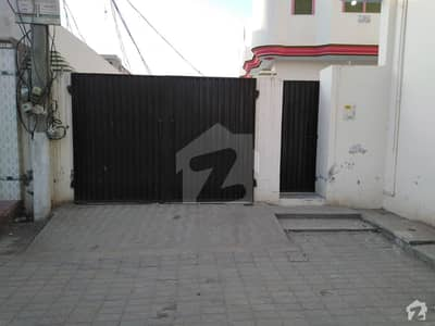 11 Marla Single Storey House Available For Sale