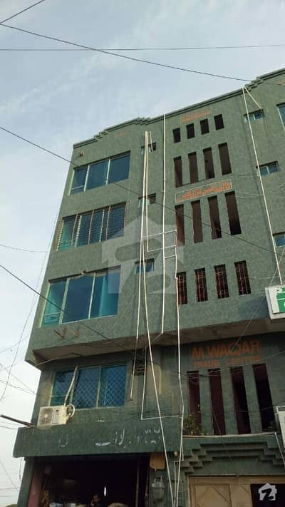 Dha - 1020 Office Available For Sale In Main Bukhari With Lift Out Class Location