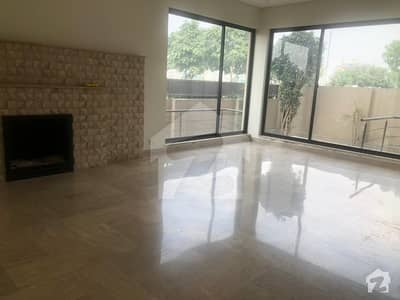 Lahore 11 Marla Beautiful Double Story Corner House in DHA Phase 6 Block A