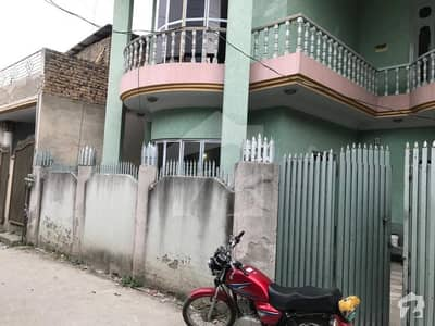6.5 Marla Self Constructed Outclass Used House College Road Mandian Abbotabad