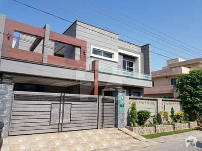 1 Kanal Brand New Double Unit House 60 Feet Road B Block PCSIR 2 Johar Town