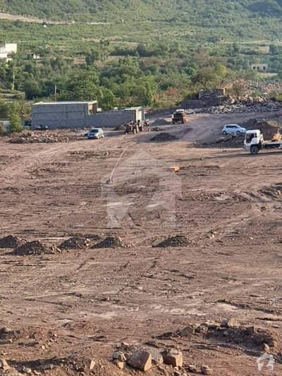 گرین سٹی اسلام آباد میں 5 مرلہ رہائشی پلاٹ 9.1 لاکھ میں برائے فروخت۔