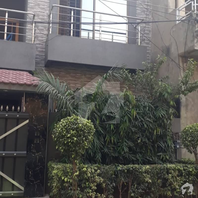 7 Marla Just Like Brand New House For Sale New Samanabad