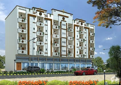 A Project Of Sky Land Palace Apartment On Booking