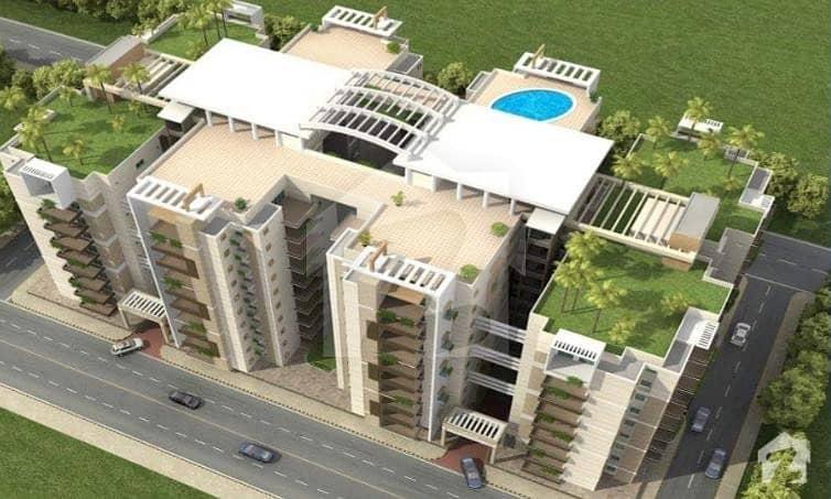 Luxury Apartment  For Rent In Karsaz Navy Housing Scheme  Chance Deal