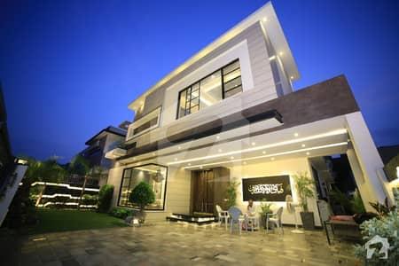 Phase 5 One Kanal Brand New Designer  House For Sale Near Wateen Chowk