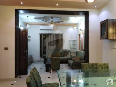 5 Marla Lower Portion Fully Furnished For Rent in Bahria Town Lahore