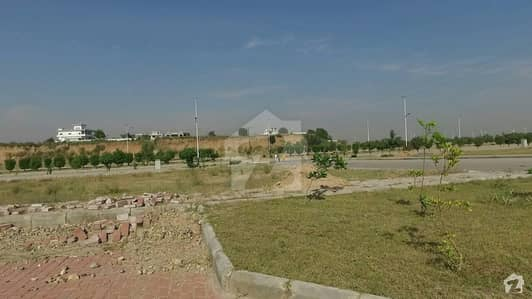 DHA Islamabad Expressway Commercial Plot For Sale