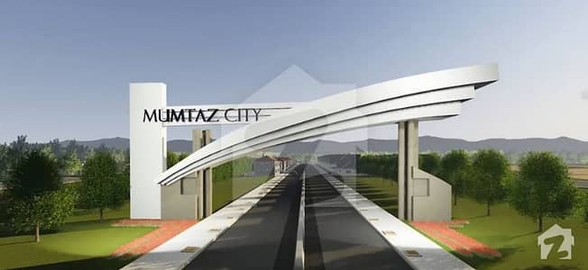 Mumtaz City Chenab 200 Sq. yard Plot For Sale 30 X 60 Sq. Feet