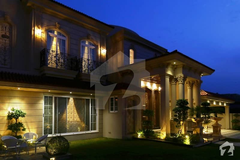 DHA Phase  3 2 Kanal Brand New Spanish Fully Furnished Faisal Rasool Design House For Sale
