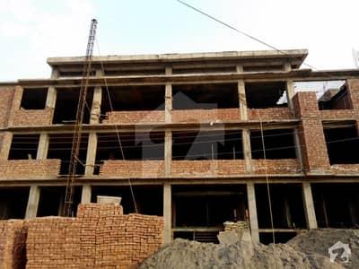 200 Sq Feet Ground Floor Shop For Sale In G Block Of Sabzazar Scheme Lahore