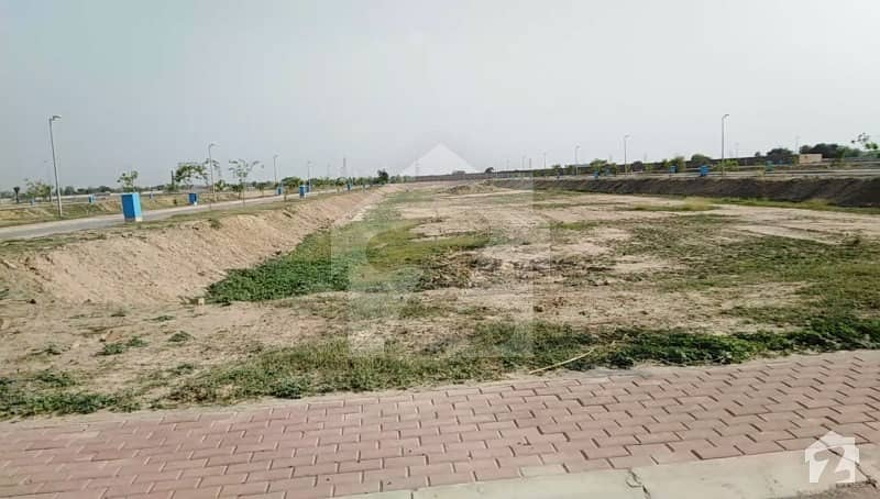 10 Marla Residential Plot For Sale In Ghazi Block Of Bahria Town Lahore