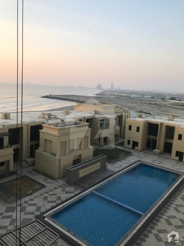 Furnished Brand New 3 Bed Apartment Is Available For Rent In Coral Tower Emaar Crescent Bay Karachi