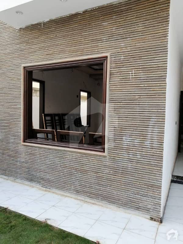 Brand New 300 Square Yards Ultra Luxury Bungalow For Sale In Gulshan E Iqbal Block 13D