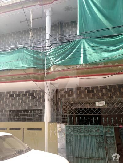 3 Marla House Muslim Town For Sale