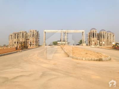 10 Marla Residential Plot Is Available For Sale On Easy Installment At Blue World City Rawalpindi