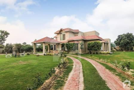 Farmhouse Land On Installment Plan For Sale Near DHA At Barki Road