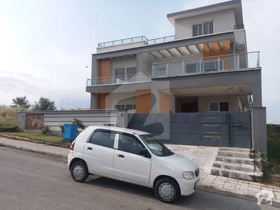 01 Kanal Brand New Double Unit House Is Available For Sale In Dha 5