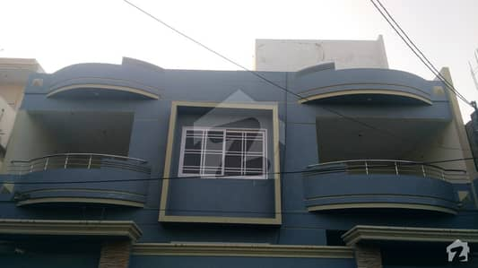 Independent 300 Yards Double Storey Bungalow For Rent