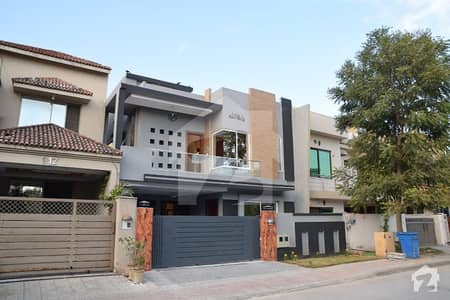 10 Marla Brand New Double Unit House Is Available For Sale In Bahria Town