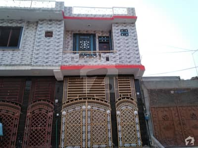 2.5 Marla Double Storey House For Sale In Hameed Town
