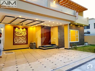Designer 1 Kanal 5 Bed House For Sale