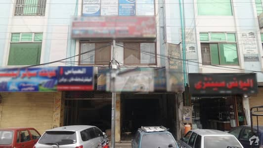 Office For Sale At Civic Center Ali Bhai Road