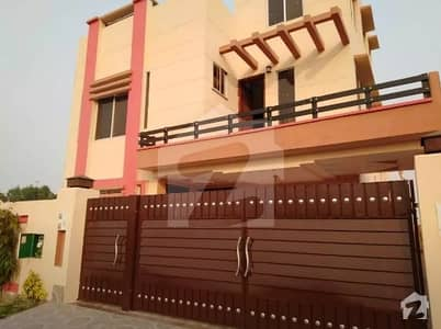 ideal location  double storey house for sale Size 25-60 In I-10-2