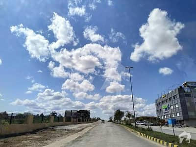 Double Road 1 Kanal Corner Plot Of F Block For Sale