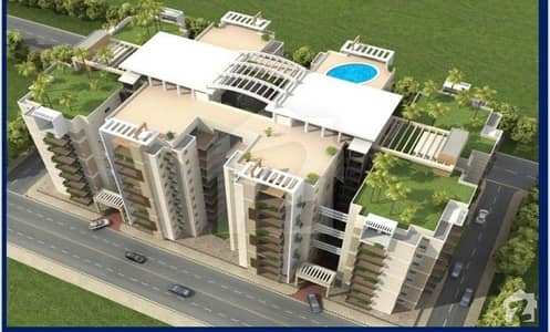 Karsaz Golf Vista Luxury Apartment Available For Rent