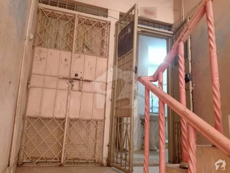 2nd Floor Flat Available For Sale