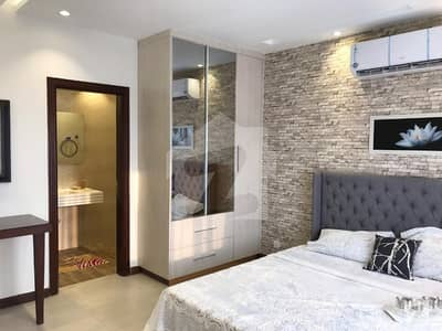 Fully Furnished Luxury Apartment Is Available For Rent At Most Reasonable Price