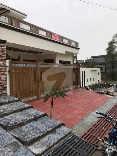 Brand New Single Storey House Is Available For Sale In Cbr Town Phase 1 Block B Islamabad