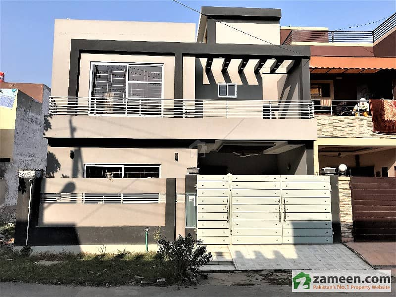 5 Marla Double Story House Modern Style Near Dha Top Location