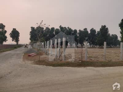 Lahore Greenz 2 Kanal Farm House Land Available For Sale